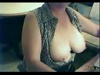 Amateur Webcam Women And Black Dog (part 2)