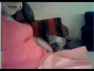 Webcam Jane And Her Little Dog (part 5)