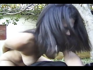 Hot Horny Chick And Her Dog (part 4)