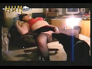 Housewife Getting Her Mature Pussy Fucked By The Family Pet (part 1)