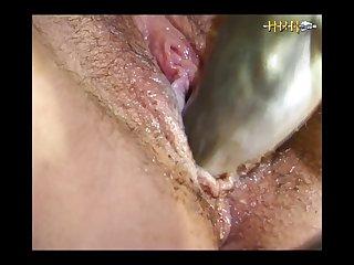 Pregnant Slut Fucks Eels (part 10)