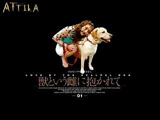 Genki Dgen001 Love By The Scalpel Dog 001